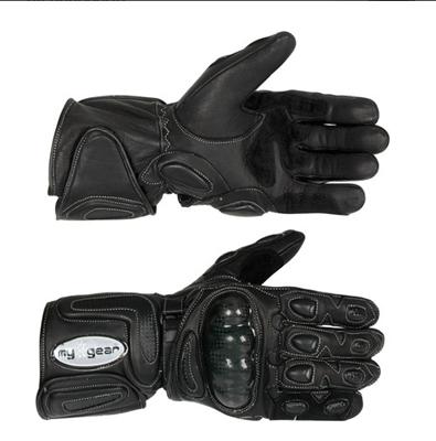 Immagine di  L-Tech, guanti tecnici moto pelle