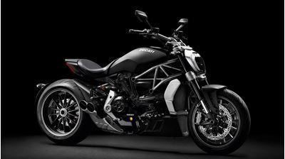 Immagine di Moto Ducati XDiavel