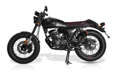 Immagine di MOTO ARCHIVE CAFE RACER MV60 125CC E4