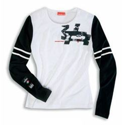 Immagine di T-SHIRT DONNA  DUCATI MONSTER M/L BIANCO ART.987557066