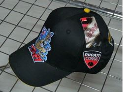 Immagine di CAPPELLO - BERRETTO DUCATI BAYLISS'80  HAT CAP