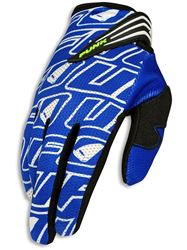 Immagine di Guanti cross enduro UFO Punk blu ART.GU04386
