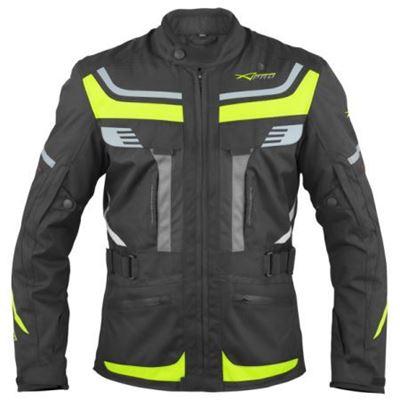 Immagine di Giacca Moto APro Sport Touring Essential Fluo