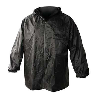 Immagine di completo antipioggia giacca e pantalone