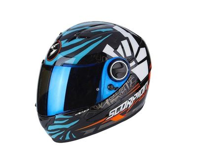 Immagine di CASCO INTEGRALE  SCORPION EXO 490  ROK BAGOROS