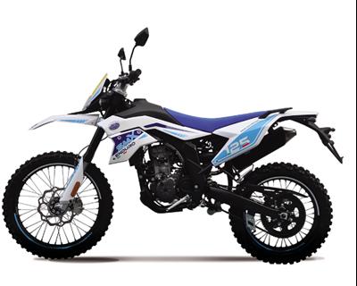 Immagine di moto smx 125 enduro